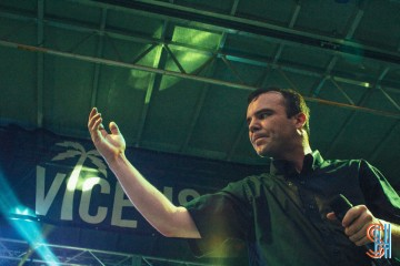Future Islands Vice Island NXNE 2014