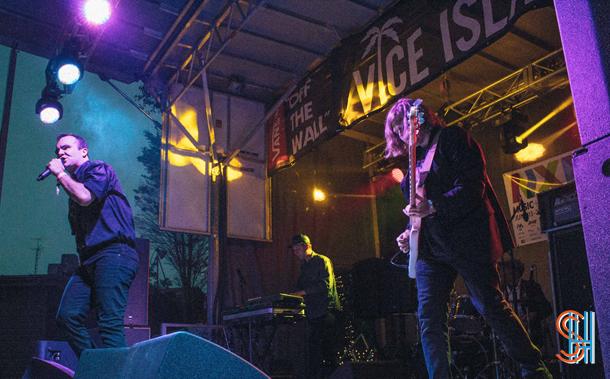Future Islands at Vice Island NXNE 2014