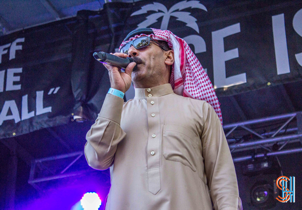Omar Souleyman Vice Island NXNE 2014