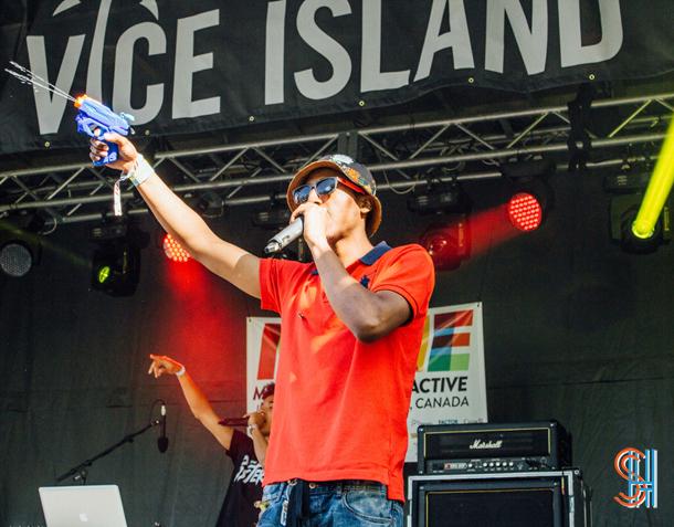 The Posterz Vice Island NXNE 2014