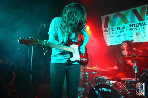 Courtney Barnett at The Silver Dollar NXNE 2014-3