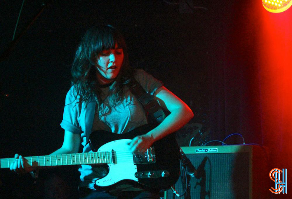 Courtney Barnett at The Silver Dollar NXNE 2014
