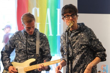 Joywave at Gap NXNE 2014-2