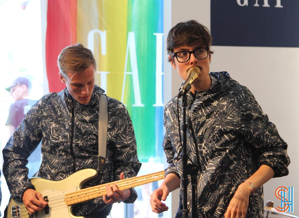 Joywave at Gap NXNE 2014-2