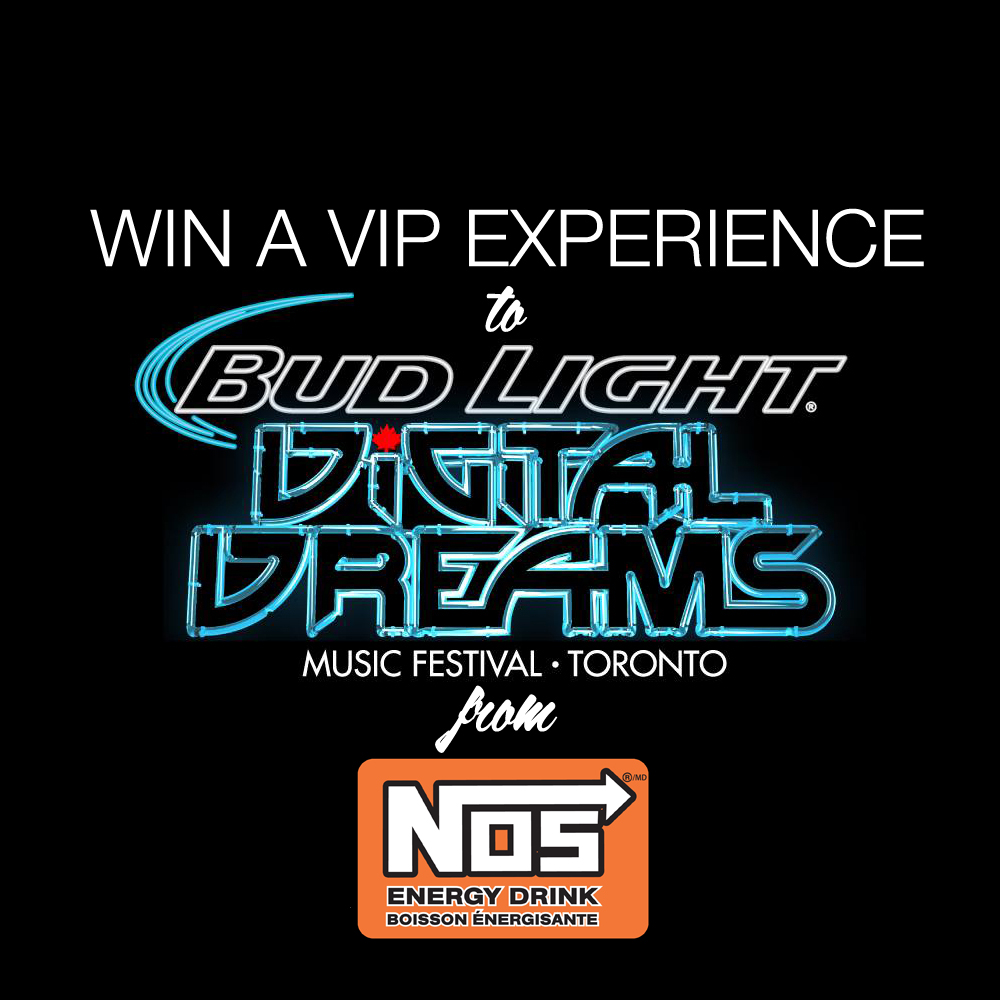 Instagram Digital Dreams NOS Energy
