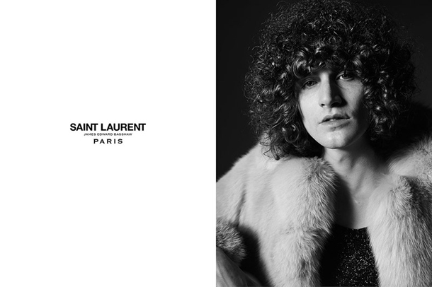 James Edward Bagshaw for Saint Laurent Music Project