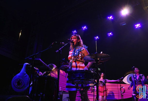 tUnE-yArDs Webster Hall New York 2014-3