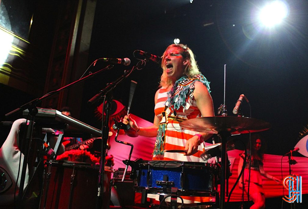 tUnE-yArDs Webster Hall New York 2014-5