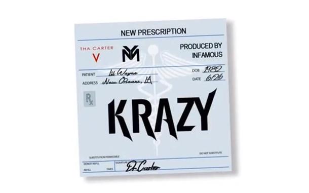 Lil Wayne Krazy Tha Carter V