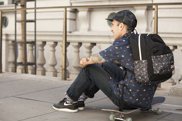 Benny Gold x JanSport Fall 2014 SuperBreak Pack