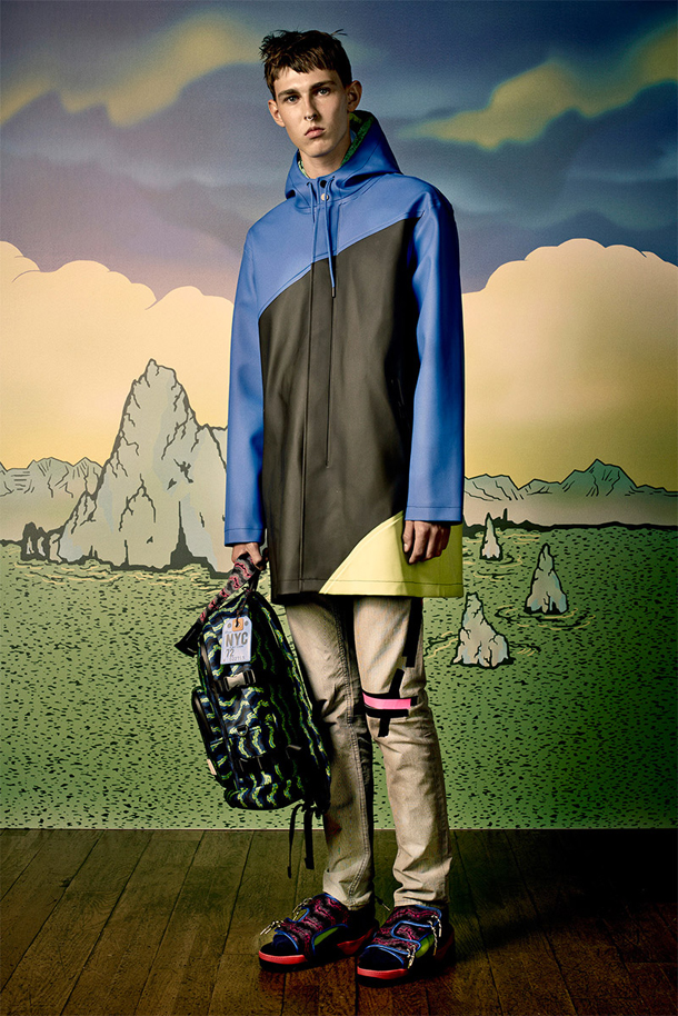 Marc by Marc Jacobs Spring Summer 2015-1