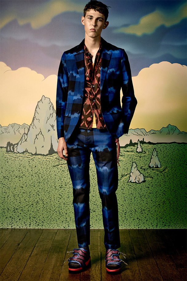 Marc by Marc Jacobs Spring Summer 2015-13