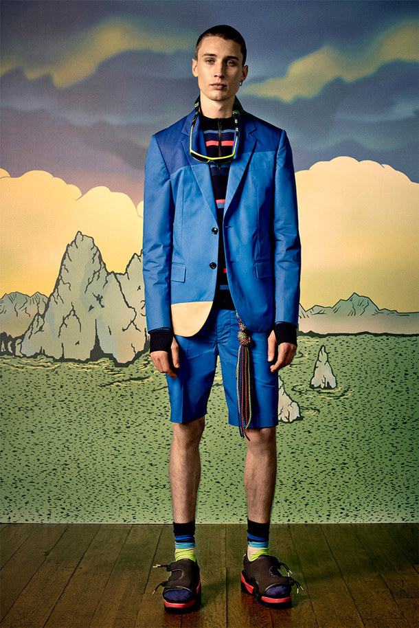 Marc by Marc Jacobs Spring Summer 2015-2
