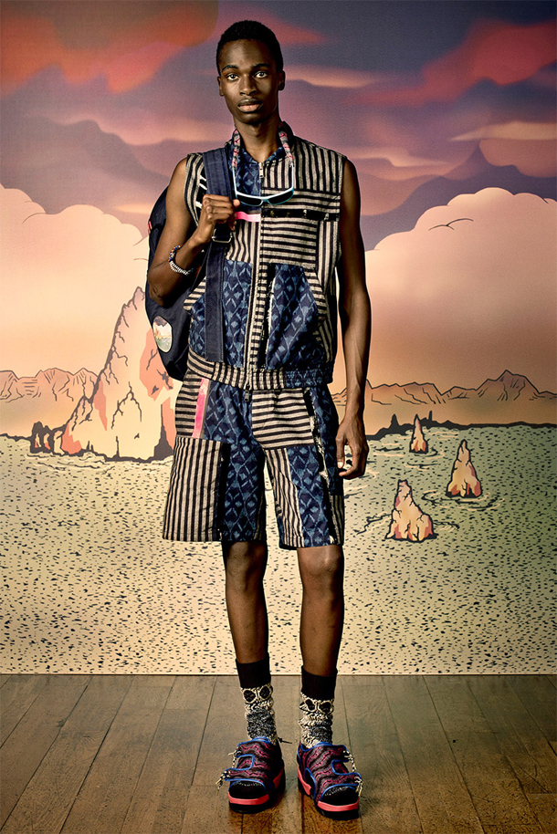 Marc by Marc Jacobs Spring Summer 2015-9