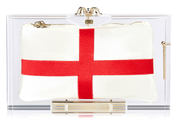 Charlotte Olympia World Cup Collection Hat Trick Pandora England
