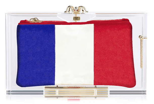 Charlotte Olympia World Cup Collection Hat Trick Pandora France