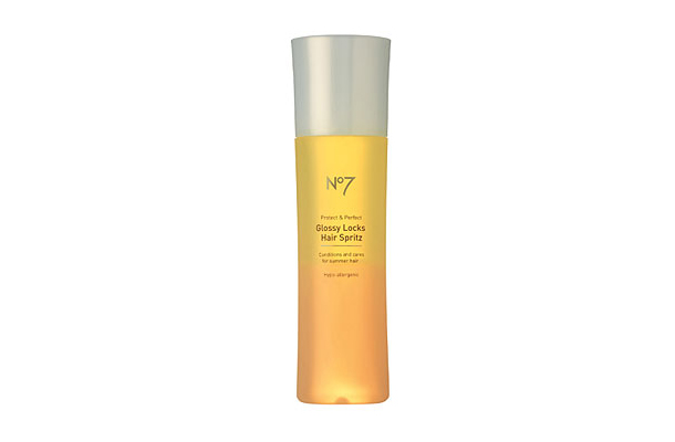 No. 7 Glossy Locks Hair Spritz