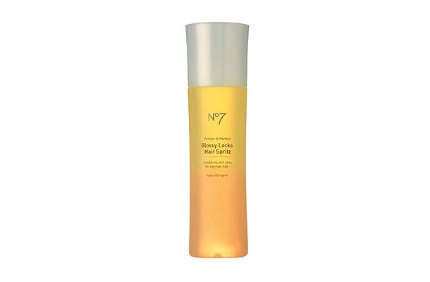 No. 7 Glossy Locks Hair Spritz