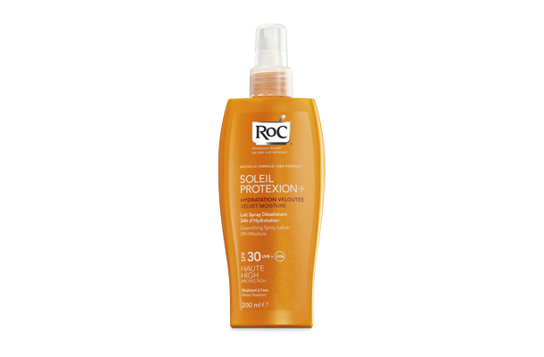 ROC Soleil Protexion + Body Quenching Spray Lotion SPF 30