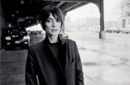 Winona Ryder for Rag & Bone Fall 2014