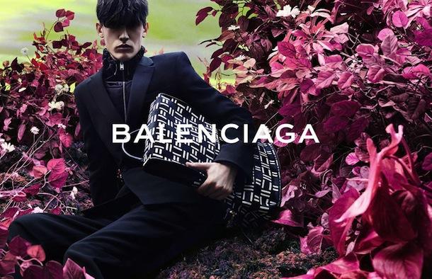 Balenciaga Fall Winter 2014-2