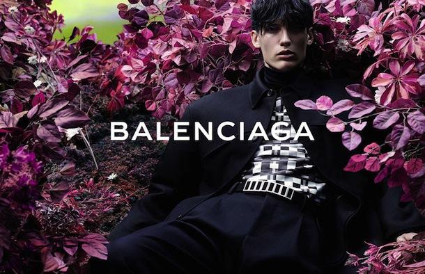 Balenciaga Fall Winter 2014