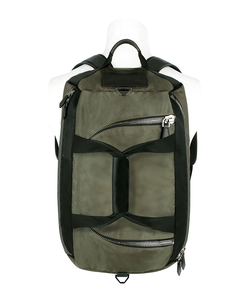 Givenchy Fall Winter 2014 The 17 Backpack Collection Green