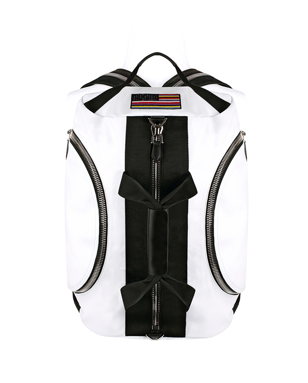 Givenchy Fall Winter 2014 The 17 Backpack Collection White