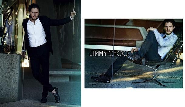Kit Harington for Jimmy Choo Fall Winter 2014-3