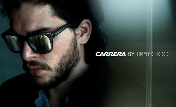 Kit Harington for Jimmy Choo Fall Winter 2014 Carrera