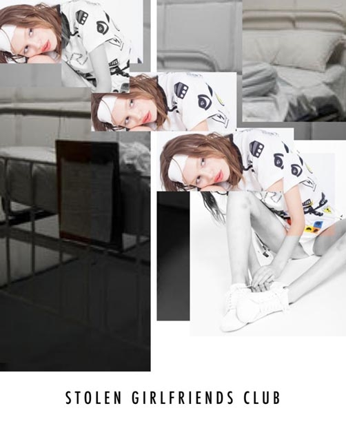 Stolen Girlfriends Club Verbal Warning 2014 Collection