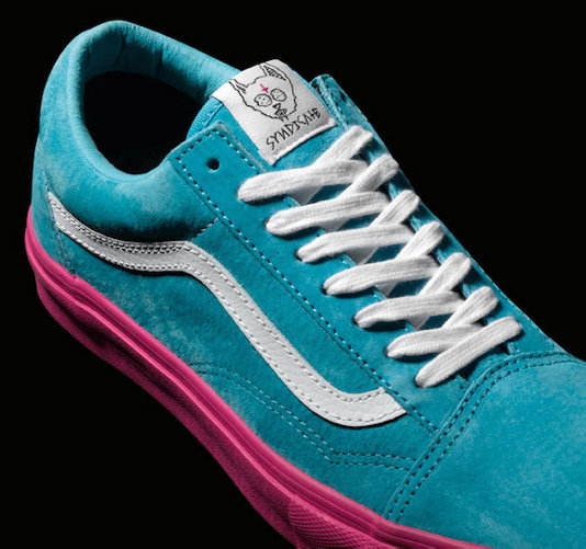 Vans Syndicate x Tyler The Creator Pack-4