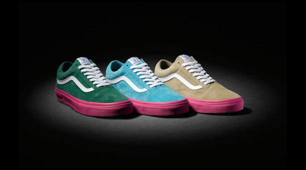 Vans Syndicate x Tyler The Creator Pack