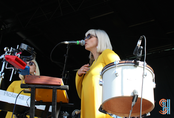 Lucius at TURF 2014 Toronto