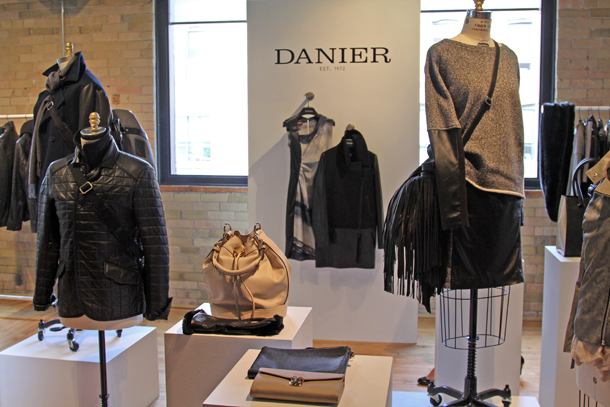 Danier Fall Winter 2014:15 Preview