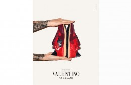 Valentino Fall Winter 2014 Sneaker Campaign by Terry Richardson