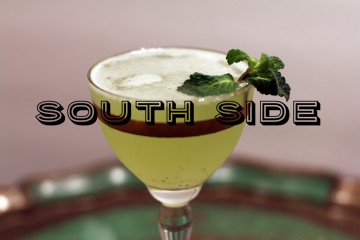 South Side Cocktail