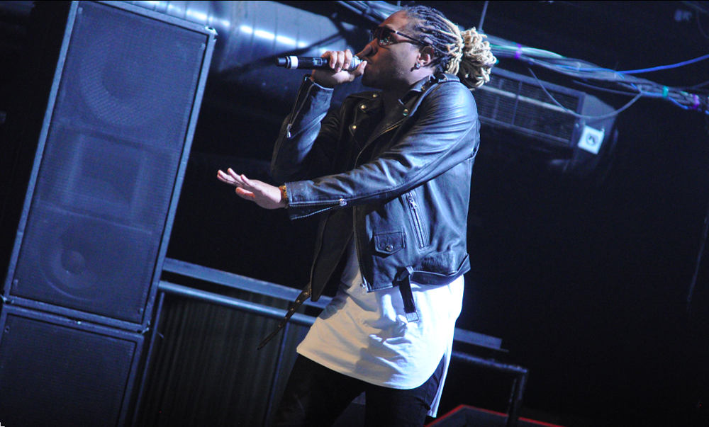 Future at the Sound Academy Toronto 2014 - 2