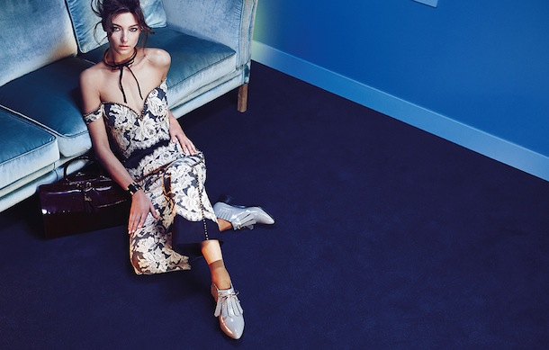 Zimmermann Cloud Stompers AW14 Campaign-3