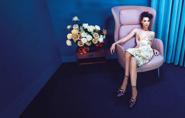 Zimmermann Cloud Stompers AW14 Campaign-8