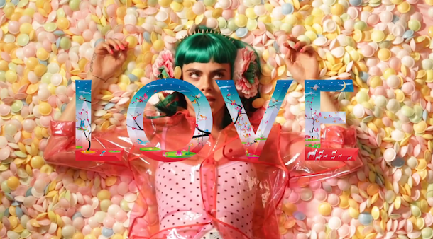 Cara Delevigne lip-syncs LL Cool J for the LOVE Magazine