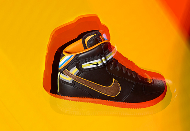 Riccardo Tisci x Nike Air Force 1 Black Collection-2