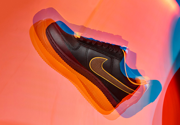 Riccardo Tisci x Nike Air Force 1 Black Collection-3