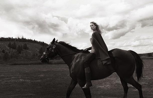 Dree Hemingway for Cole Haan Fall 2014