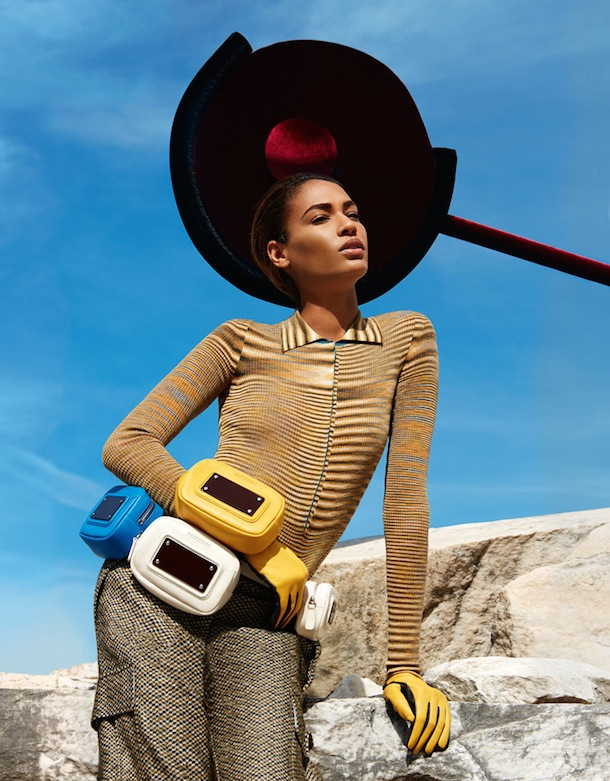 Joan Smalls for Missoni Fall Winter 2014:15-12