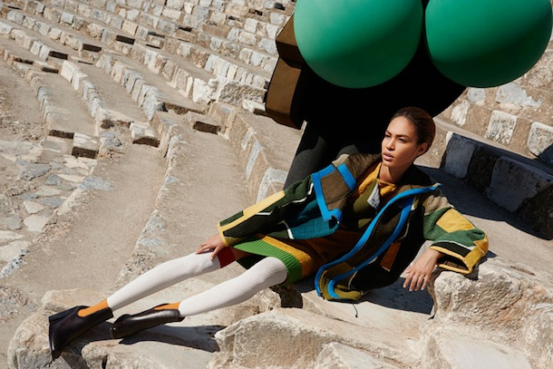 Joan Smalls for Missoni Fall Winter 2014:15-6