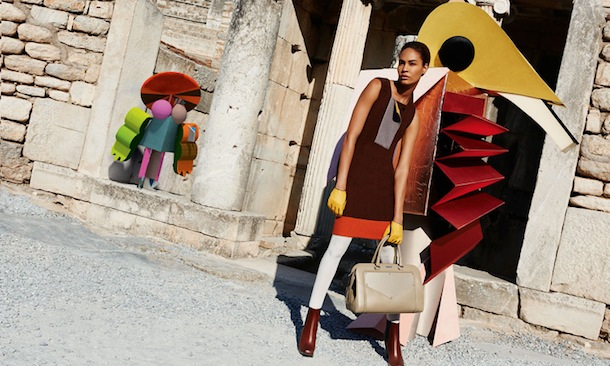 Joan Smalls for Missoni Fall Winter 2014:15-7