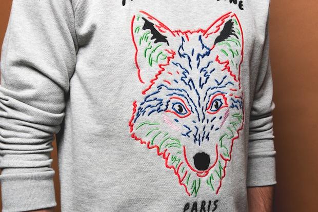 maison-kitsune-fall-2014-fox-sweaters-3