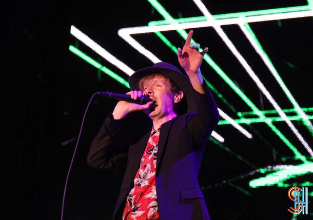 Beck at Pitchfork Music Festival 2014-3