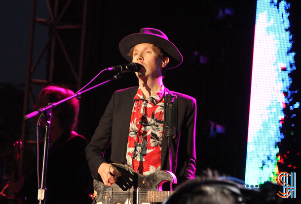 Beck at Pitchfork Music Festival 2014-4
